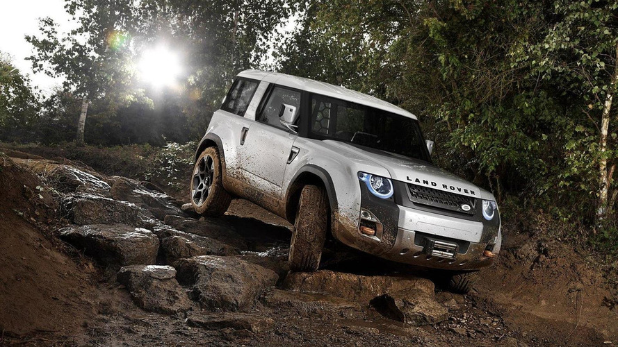 Land Rover launches new Discovery Commercial