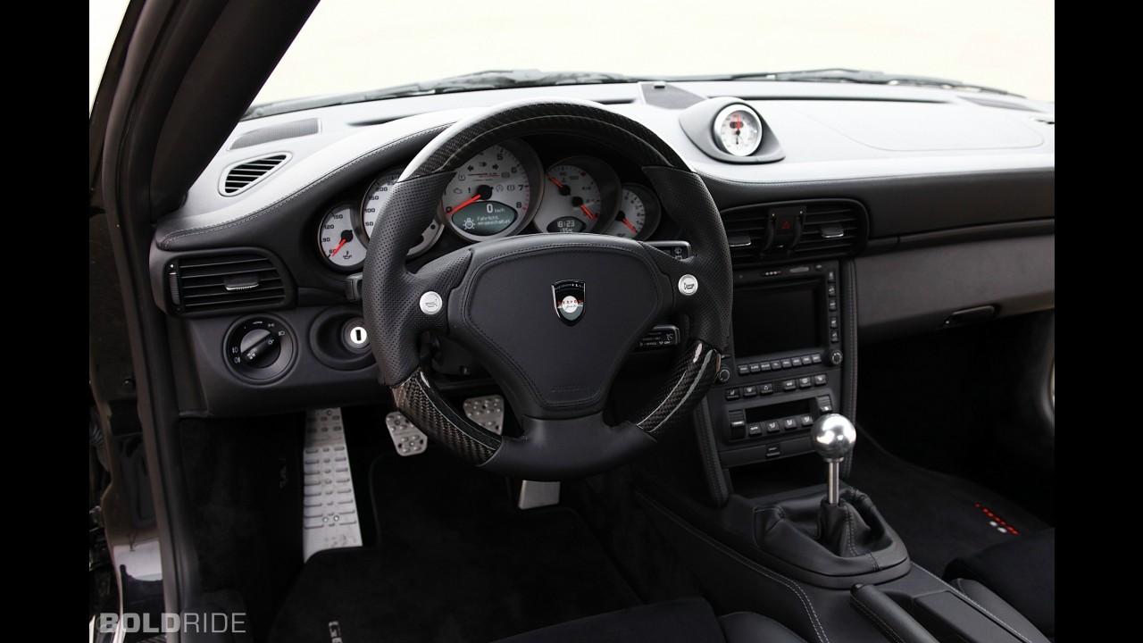Gemballa Porsche Avalanche GTR 650 EVO-R