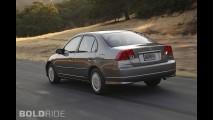 Honda Civic LX Sedan