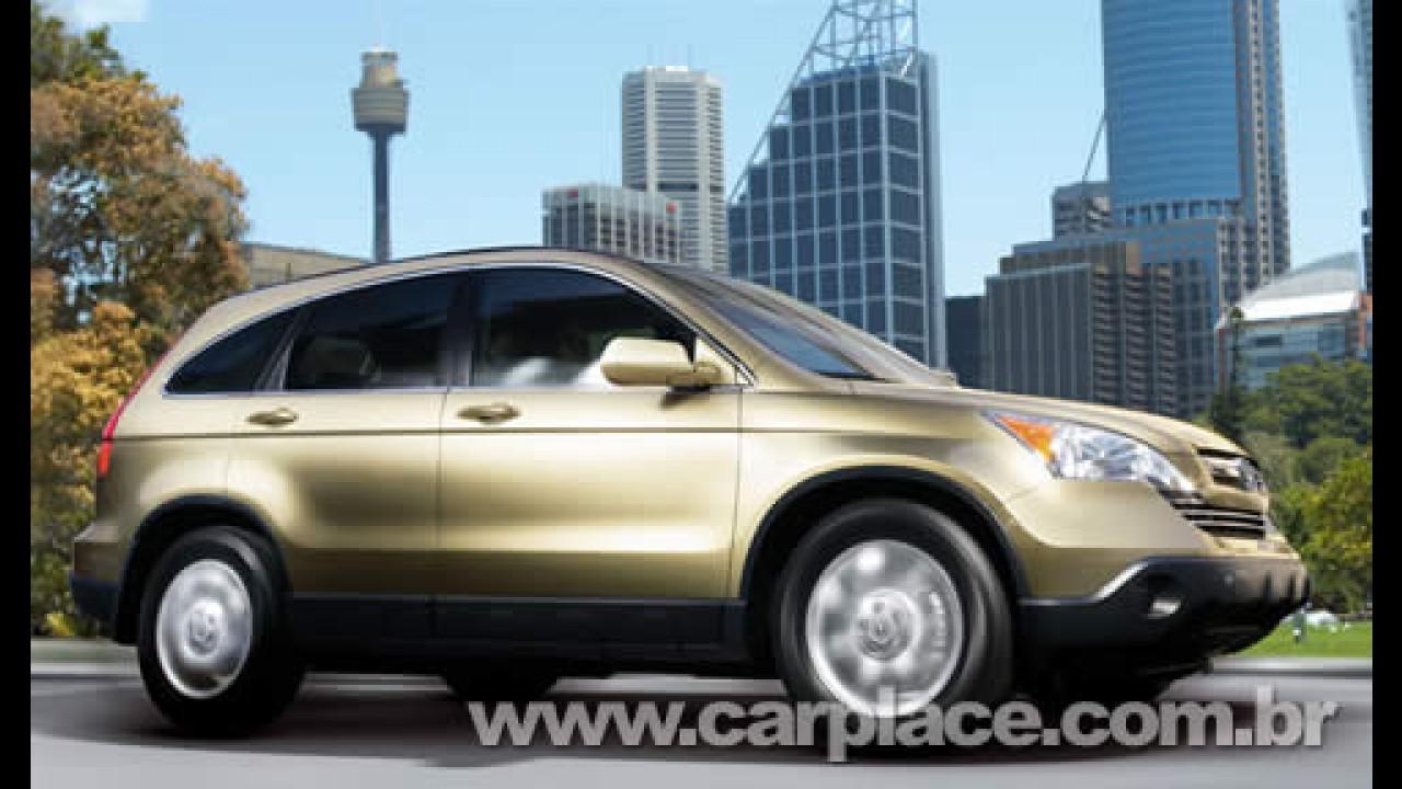 """Honda CR-V Mexicana chega em março mais barata e com versão mais """"básica"""""""