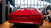 Vision Mercedes-Maybach 6 Concept: Live