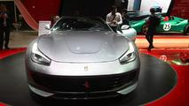 2016 Ferrari GTC4LussoT Paris Motor Show