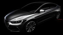 2016 Hyundai Elantra teaser
