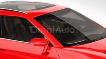 2018 Lamborghini Urus tasarım yorumu