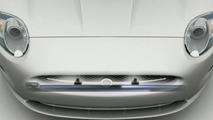 Jaguar Pedestrian Deployable Bonnet sensor
