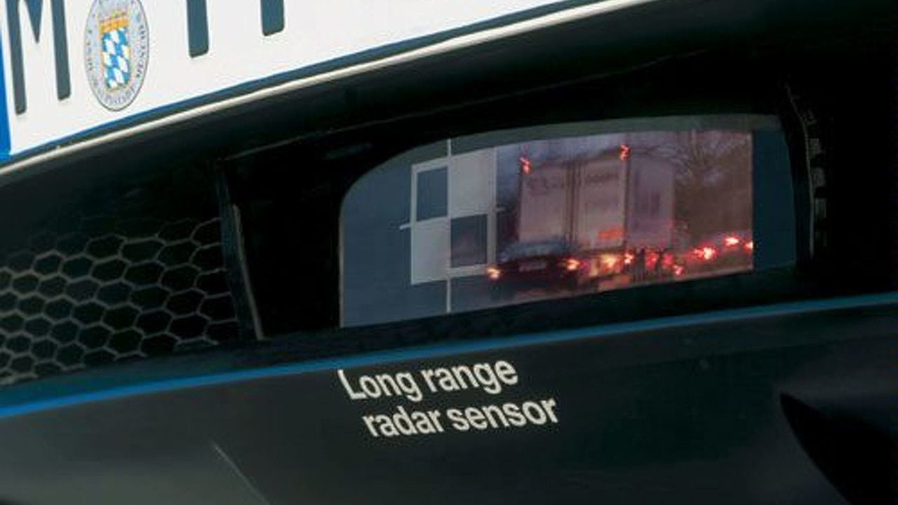 ACC Long Range Sensor