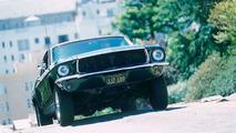 Steve McQueens's 1968 Mustang Bullitt