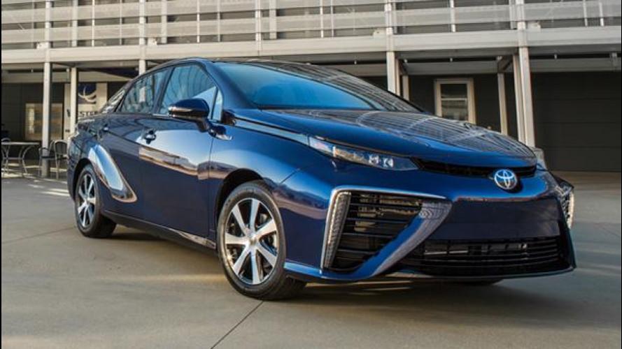 Toyota, per Fortune sta