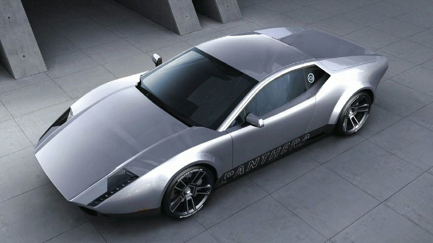 De Tomaso Pantera Can Get Back Over Gallardo's Base