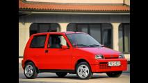 Fiat Cinquecento, le foto storiche