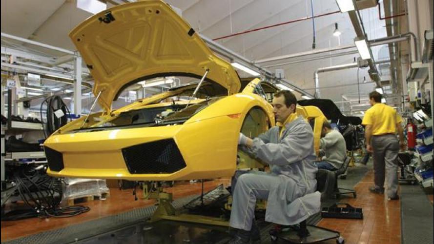 Terremoto in Emilia, Lamborghini si rimbocca le maniche