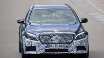 2018 Mercedes-AMG C63 Wagon casus foto