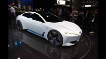 BMW al Salone di Francoforte 2017