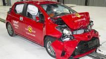 Resultados - Euro NCAP Crash Test