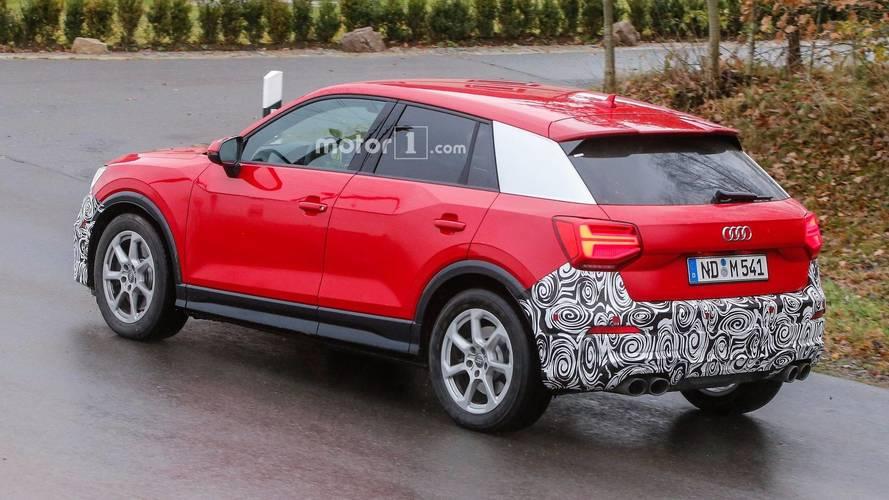 Dört egzozlu bu ateşli Audi Q2 prototipi bize ne anlatıyor?