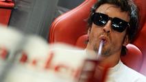 Fernando Alonso 02.11.2013 Abu Dhabi Grand Prix