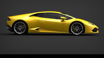 Alleged Lamborghini Gallardo successor official photo