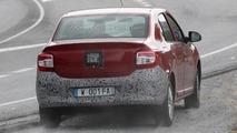 Dacia Logan Prestige (not confirmed) spy photo 18.09.2013