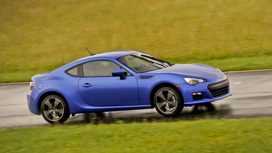 2014 Subaru BRZ priced from 25,595 USD