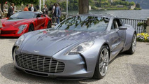 Aston Martin One-77 receives mysterious bulk order of 10 units totaling $17M