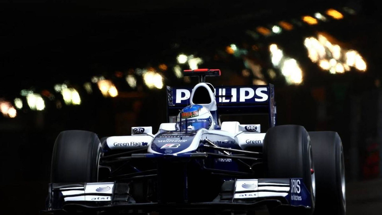 Rubens Barrichello (BRA), Williams F1 Team, FW32, Monaco Grand Prix, 15.05.2010 Monaco, Monte Carlo