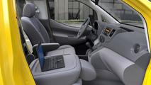 Nissan NV200 NYC Taxi 04.05.2011