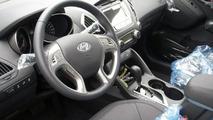 2010 Hyundai Tucson ix interior