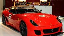 Ferrari 599XX at Geneva Motor Show
