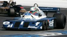 Mauro Pane (ITA), Tyrrell P34 (6-wheeler), FIA-TGP Championship, Jim Clark Festival 2007, Hockenheimring, Hockenheim, Germany, 28.04.2007