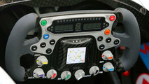 Force India Steerin wheel