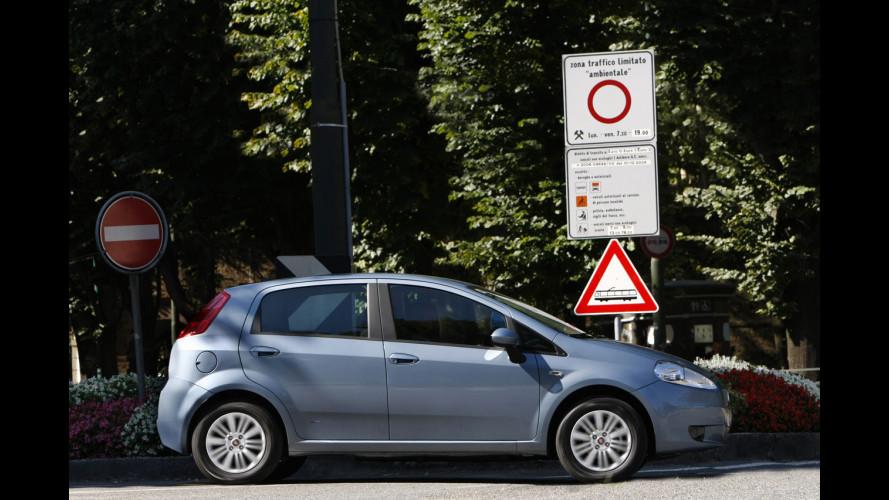 Fiat Grande Punto a metano, ovvero Natural Power