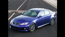 Debutta in Giappone la Lexus IS F