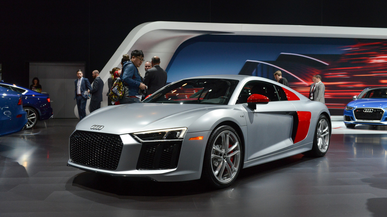2018 Audi R8 Audi Sport Edition Photo Gallery