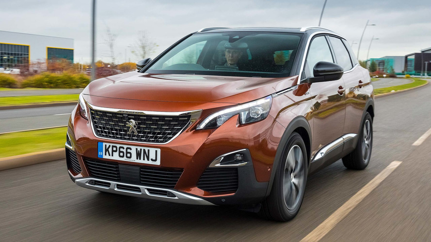 2017 peugeot 3008 officially debuts as compact crossover. Black Bedroom Furniture Sets. Home Design Ideas