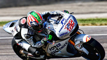 2015: Nicky Hayden, Power Electronics Aspar Honda, MotoGP.