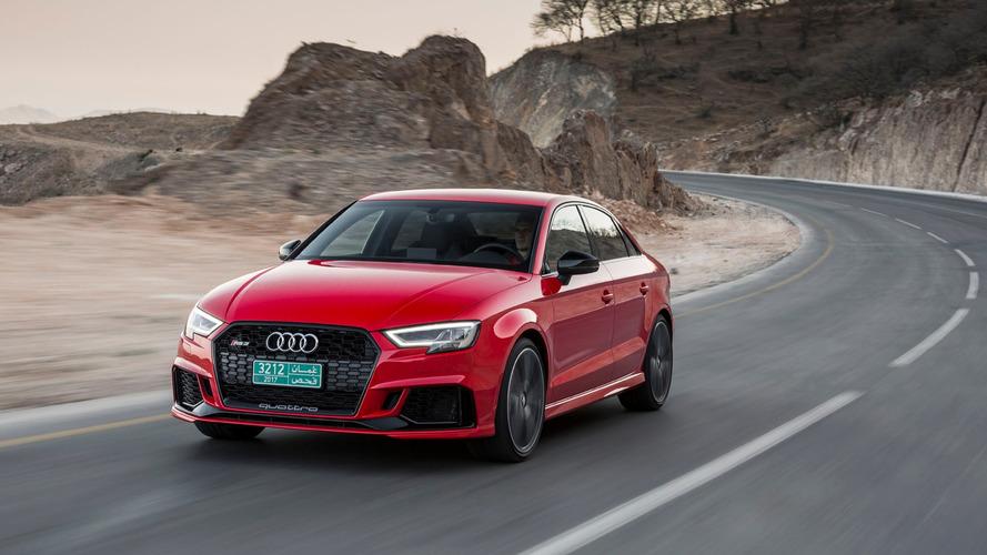 Önümüzdeki 24 ayda 8 yeni Audi Sport modeli gelecek