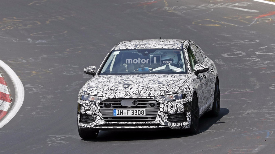 2019 Audi S6 Kémfotók
