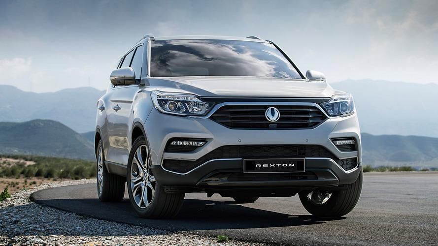 Ainda usando motor Mercedes-Benz, Ssangyong apresenta novo Rexton