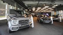 Mercedes-Benz Koluman Levent