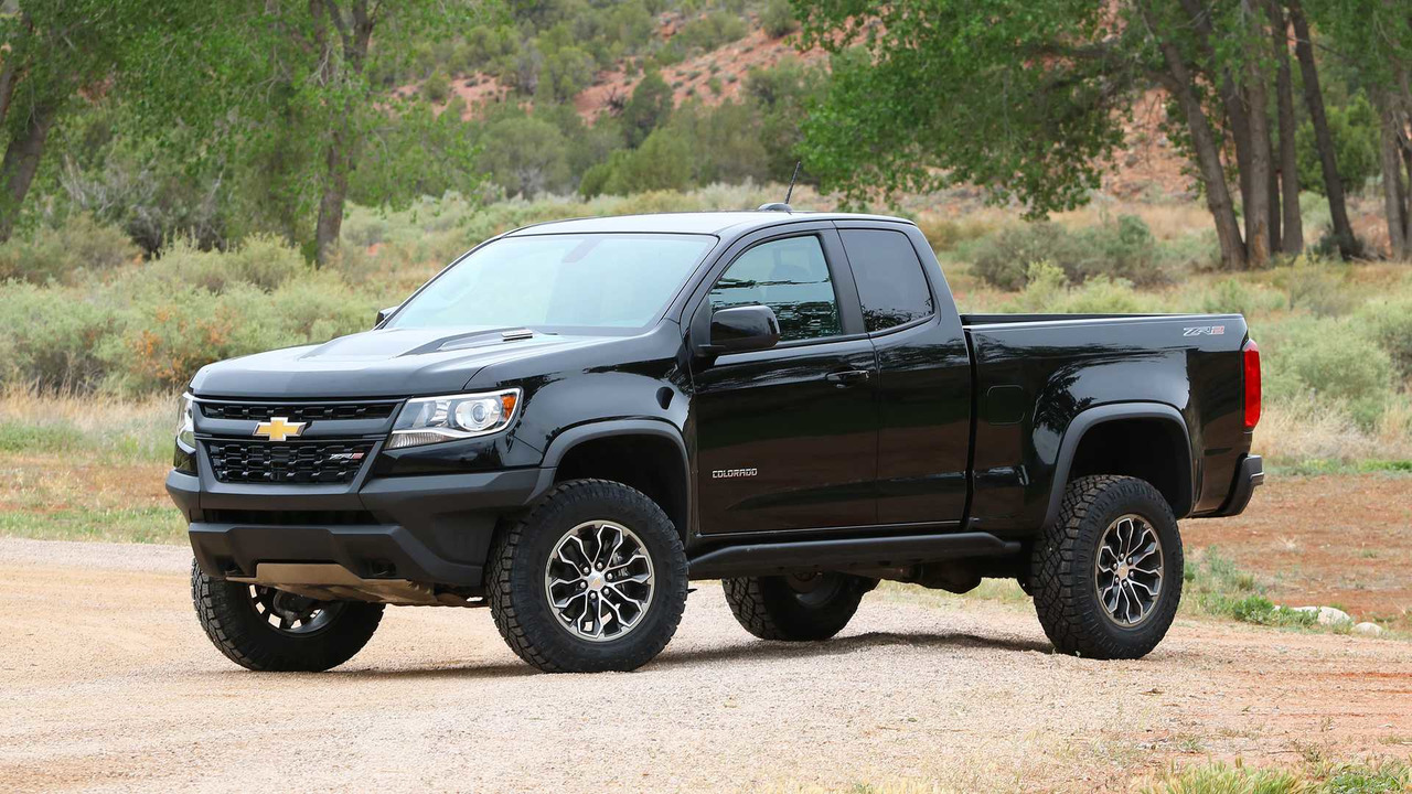 2017 chevy colorado zr2 first drive photos. Black Bedroom Furniture Sets. Home Design Ideas