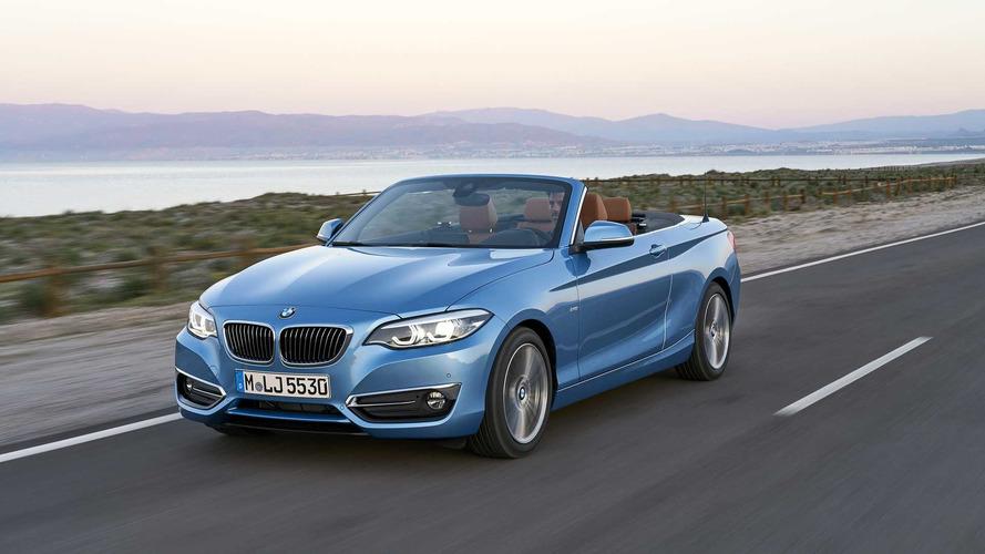 BMW Série 2 restylée, un nouveau regard