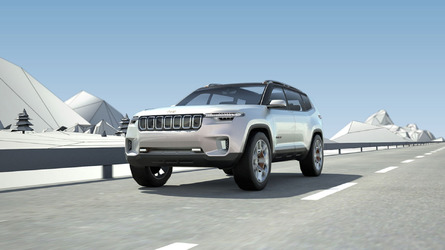 Hybrid Jeep Yuntu Concept Could Make Its Way To Production