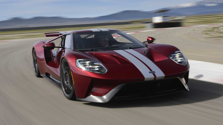 Ford Doesn't Care About Taking Down Lap Records With GT Supercar