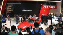 Evolved Ferrari HY-KERS concept revealed in Beijing [video]