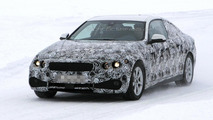 BMW 4-Series Coupe spied on video