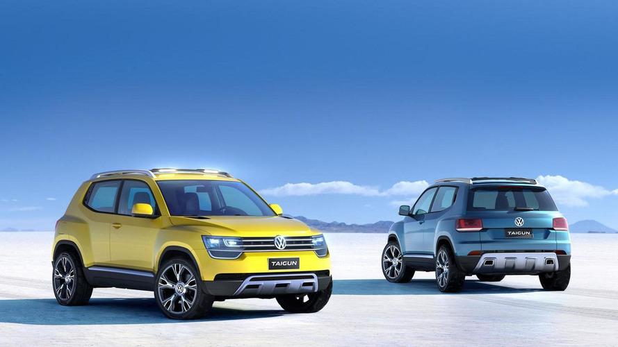 T-Track néven érkezhet meg a Volkswagen Up! SUV változata