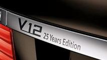2013 BMW 760Li V-12 25 Years Anniversary Edition