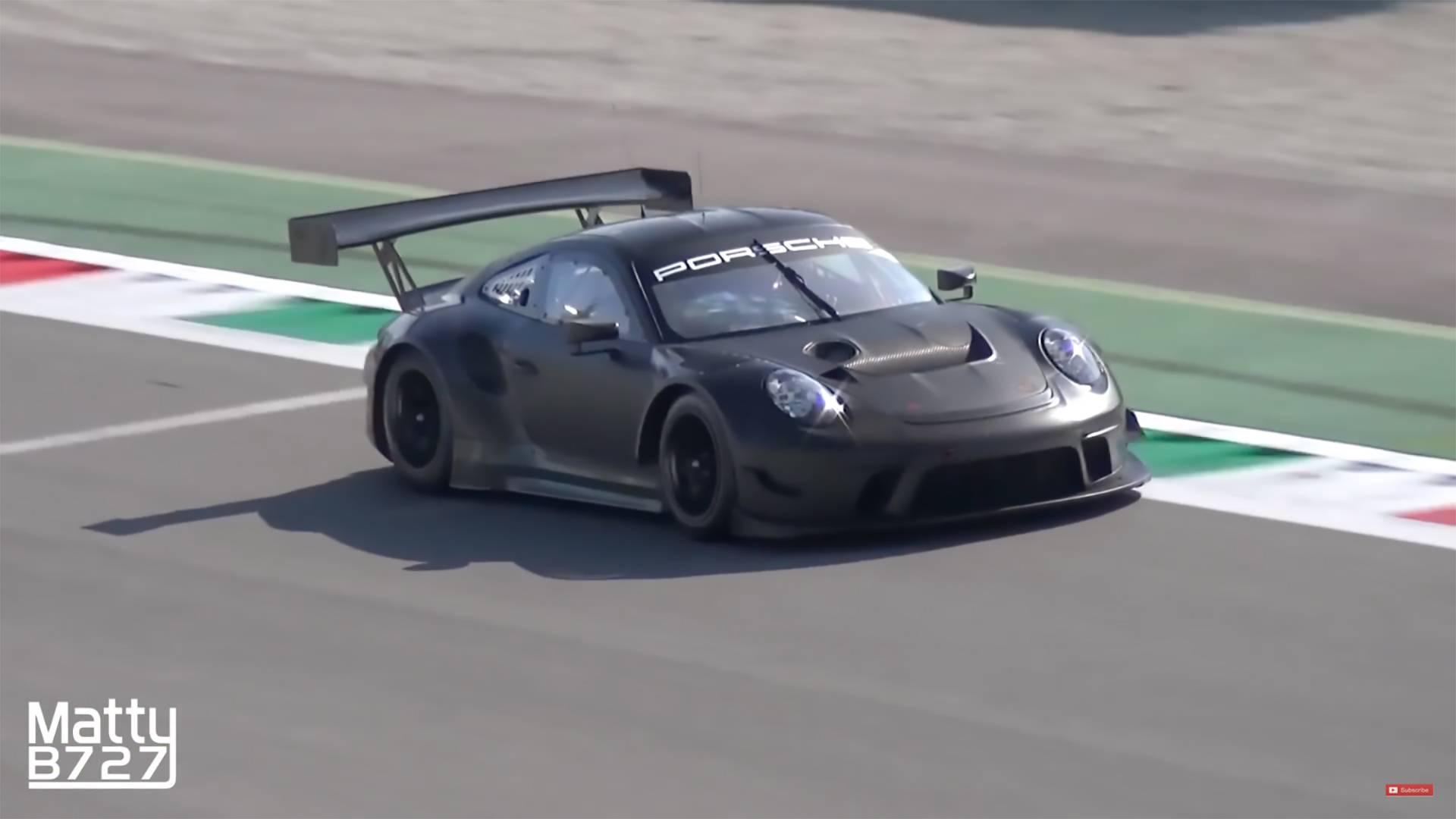 2019 Porsche 911 GT3 R Sounds Ferocious During Monza Test on porsche gt2 race car, lotus exige gt race car, bmw x5 race car, aston martin db4 gt race car, porsche 911 gt3 rally car, toyota supra gt race car, dodge dart gt race car, ferrari 456m gt race car, pontiac fiero gt race car, mercedes amg gt race car, porsche 911 sc race car, nissan juke race car, porsche 911 hybrid race car, ferrari f50 gt race car, porsche 918 spyder car, nissan 350z gt race car, porsche panamera race car, bugatti veyron gt race car, ferrari 250 gt race car, porsche gt3 race cars,