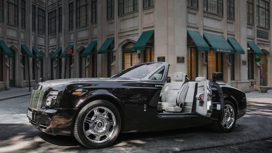 Rolls-Royce Phantom Drophead Coupé - Une version exclusive signée Vilner