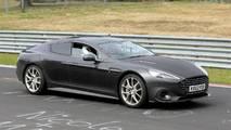 Aston Martin Rapide AMR casus fotoğraf